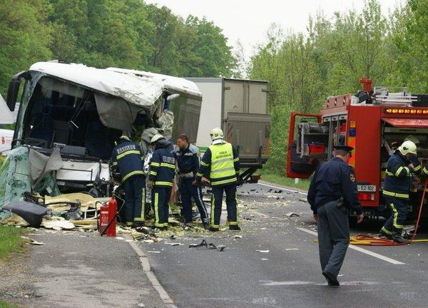 Nesreča v Gornji Radgoni
