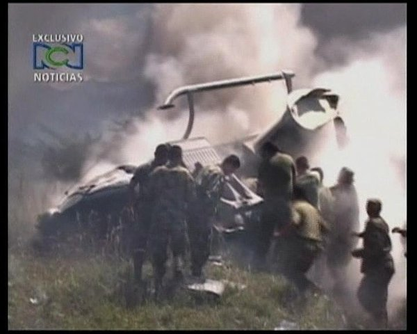 Nesreča helikopter