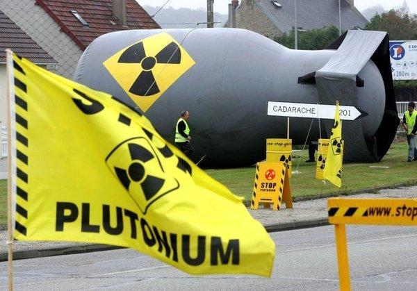 Stop plutonij