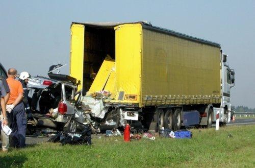 Nesreča na hrvaški avtocesti