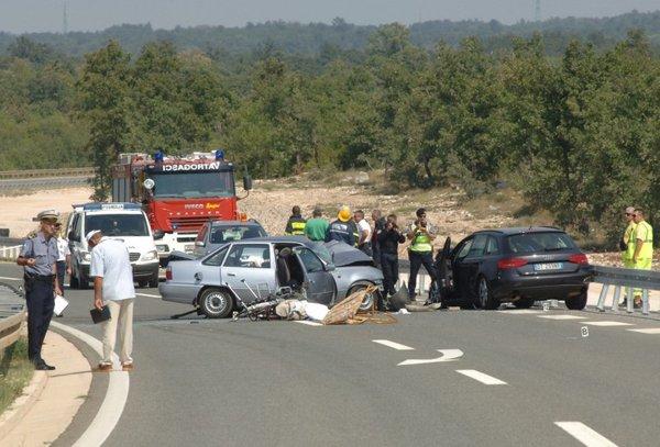 Nesreča na Hrvaškem-1