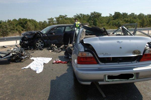 Nesreča na Hrvaškem