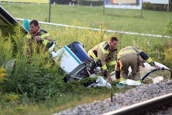 Accidentes Aéreos - Semana del 15 al 21 de agosto