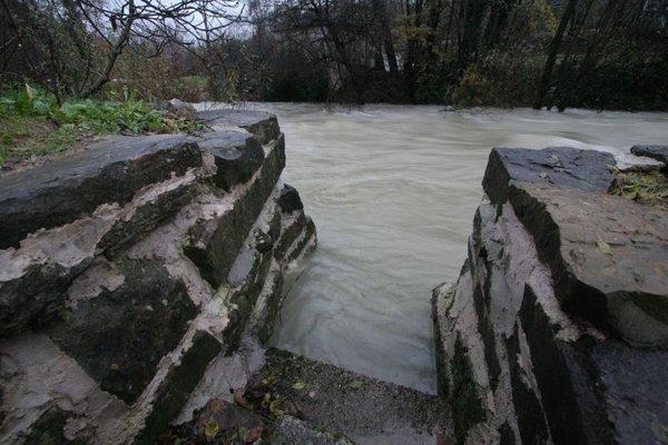 Narasla reka
