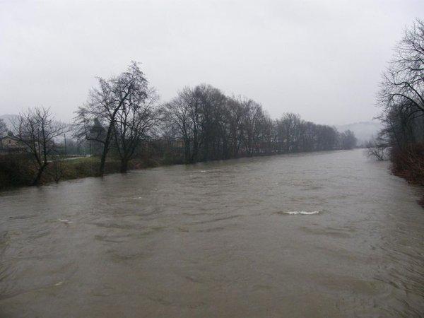Poplavljanje Ljubljanice