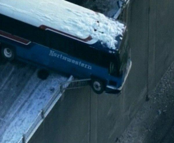 Nesreča avtobusov v Seattlu