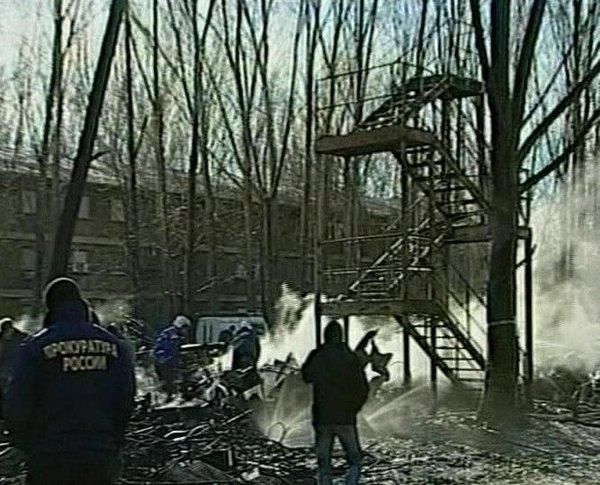 Požar v Rusiji-2