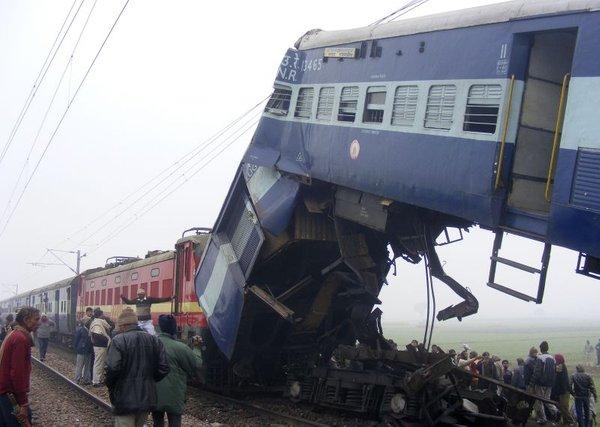 Nesreča v Indiji-2