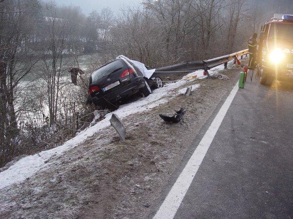 Nesreča na Koroškem