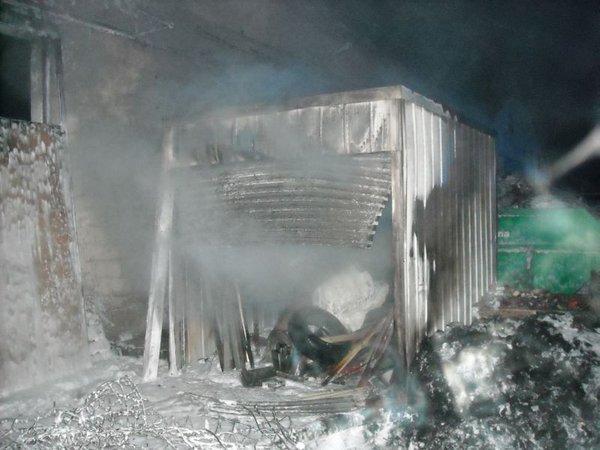 Požar v Celju - 2