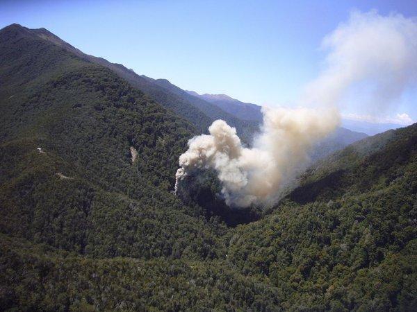 Eksplozija v rudniku Pike River