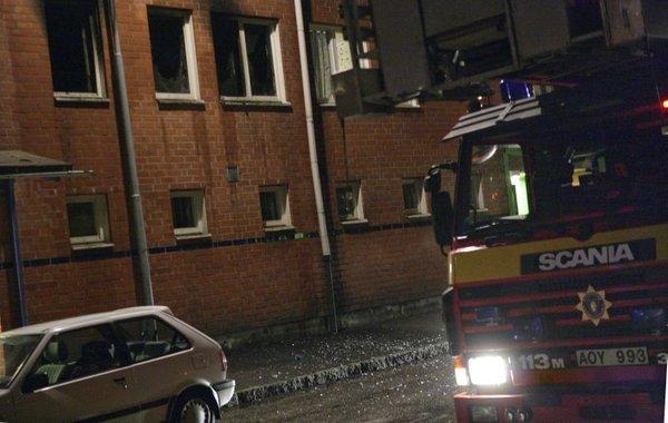 Požar na Švedskem