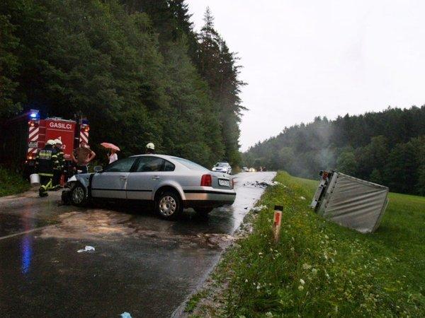 Prometna nesreča na Koroškem - 9