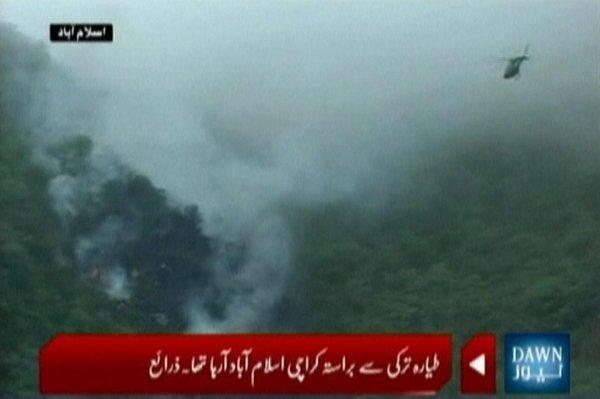 Nesreča Pakistan