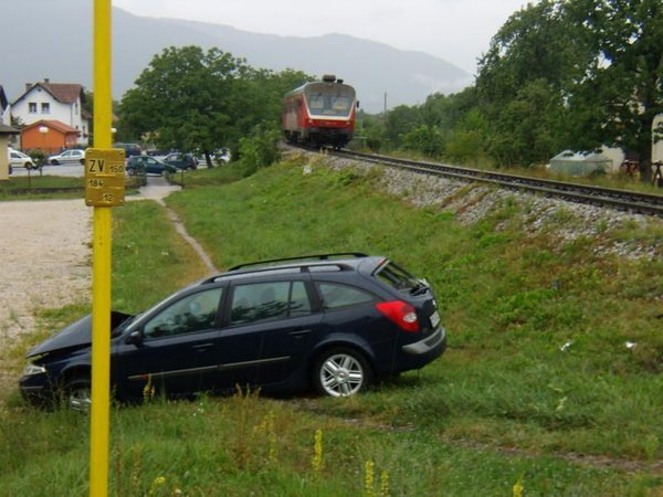 Prometna nesreča v Polzeli - 3