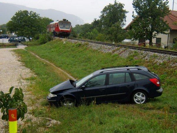 Prometna nesreča v Polzeli - 4