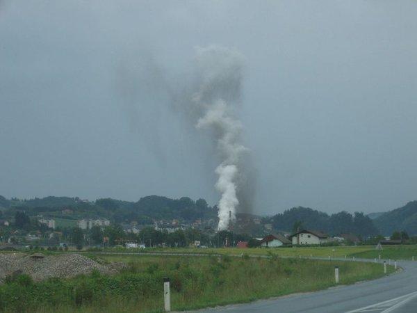 Eksplozija v Taninu