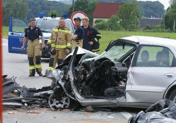 Prometna nesreča med Mariborom in Lenartom-3