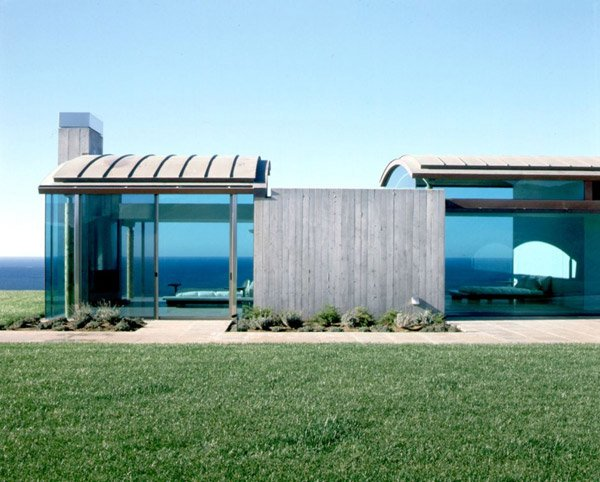 Devision Knoll - kalifornijska hiša iz stekla