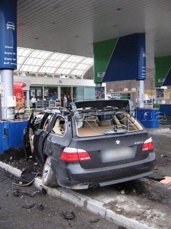 Nesreča na Ravbarkomandi
