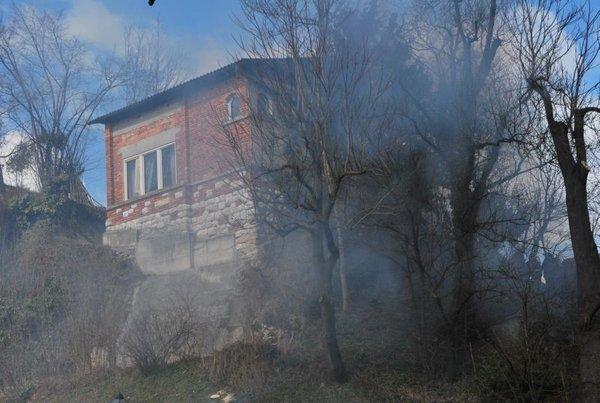 Požar v Kamniku-1