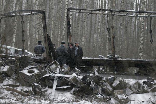Nesreča v Rusiji