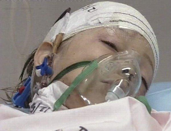 Deček, ki je preživel nesrečo libijskega letala - 2