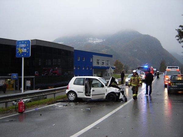 prometna nesreča v Radečah-2
