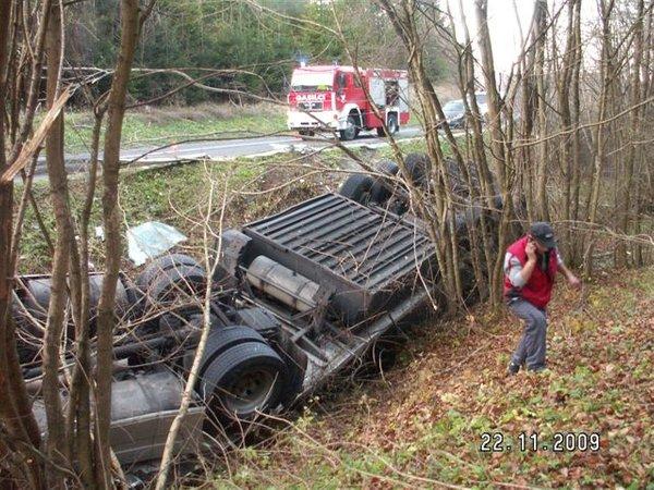 Nesreča tovornjaka-5