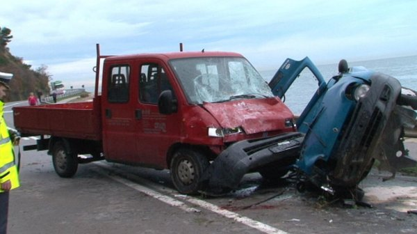 Nesreča Koper-Izola