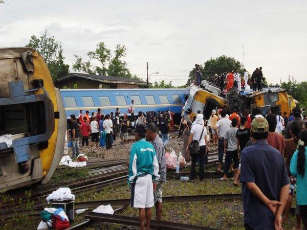 Nesreča na Tajskem