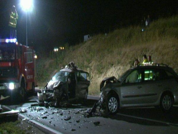 Prometna nesreča na izolski obvoznici-1