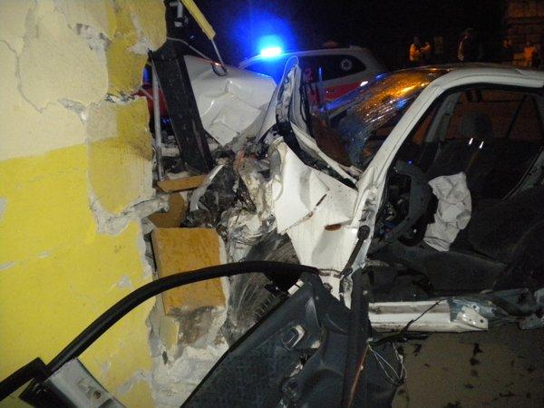 Prometna nesreča - 2