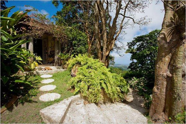 hobitska hiša na Barbadosu - 2