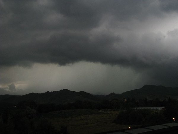Nevihta nad Mariborom