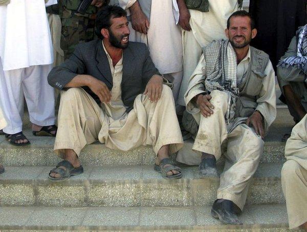 Eksplozija v Afganistanu