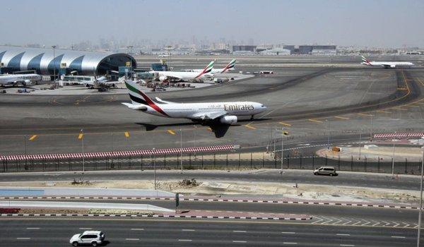 Mednarodno letališče v Dubaju