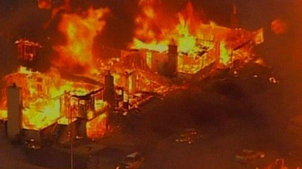Eksplozija v San Franciscu