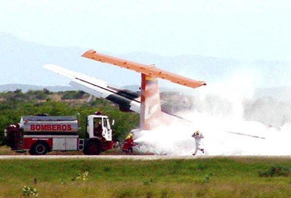 Letalska nesreča v Venezueli - 1