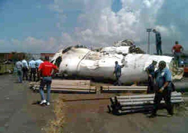 Letalska nesreča v Venezueli - 2
