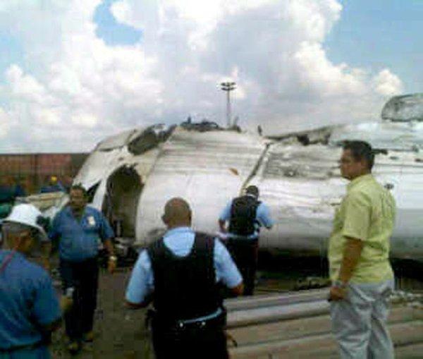 Letalska nesreča v Venezueli - 3