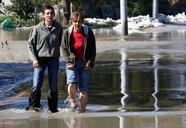 Poplave na Hrvaškem