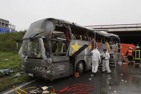 Nesreča avtobusa v Nemčiji - 5