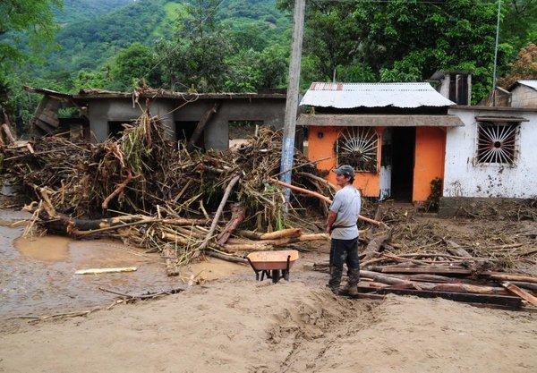 Po poplavah v Mehiki