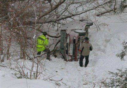Prometna nesreča Remšnik - Brezni vrh