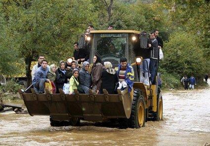Poplave v Turčiji