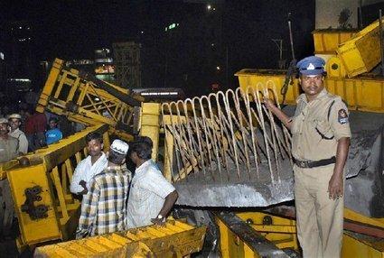 Nesreča v Indiji