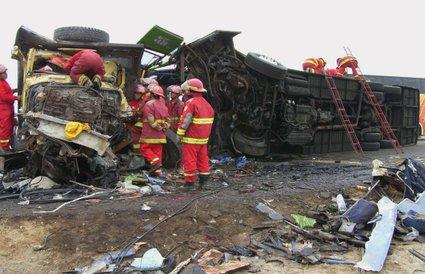 Nesreča v Mehiki