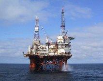 Naftna ploščad v Severnem morju