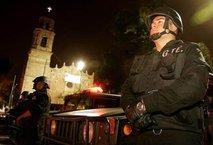 Mehiška policija